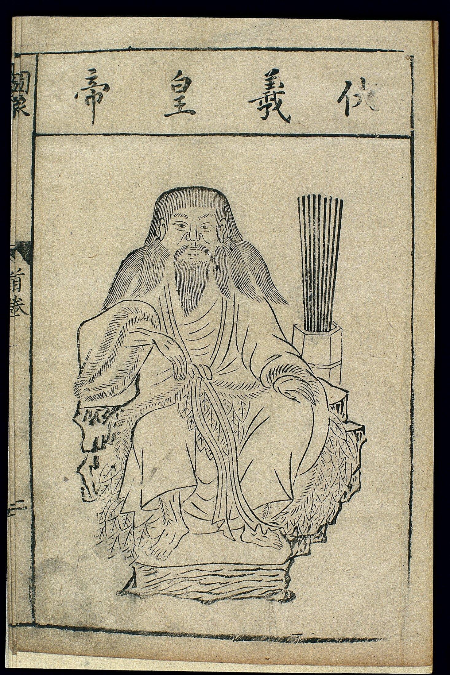 Emperor Fuxi