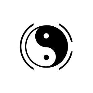 Yin-yang + Lines-2 RA1