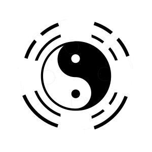 Yin-yang + Lines RA1